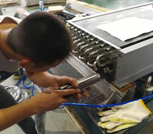 换热器U型管焊机
