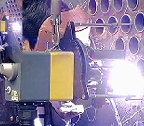 全位置管板自动焊机