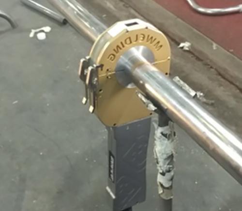 自动管管焊机