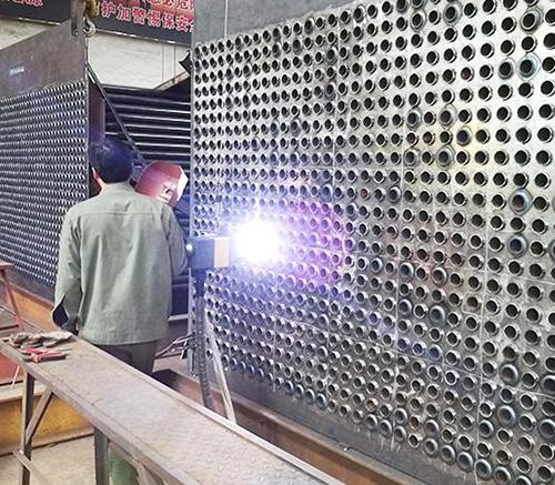 全位置管板焊机