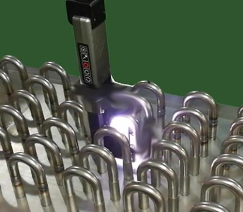 换热器U型管管焊机