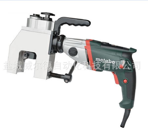 不锈钢管道平口机设备洁净金属管道切割机