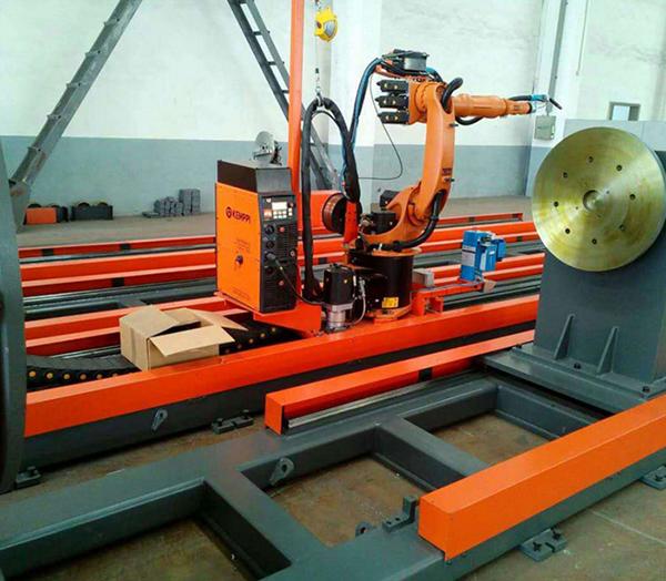 焊接转位机 圆缝焊辅机
