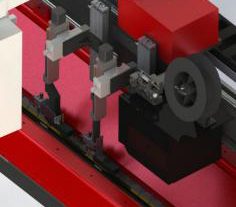 ZFH系列纵缝焊接工装