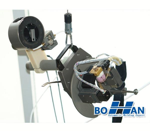 aok系列开启式管管焊接机头