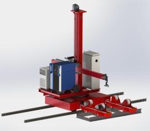 操作架系列焊接工装